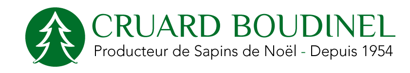 Cruard Boudinel producteur de sapin de noël depuis 1954